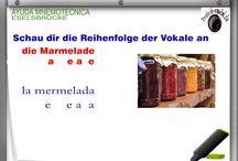 Ayuda Mnemotécnica - Eselsbrücke