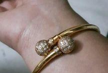 gold kadas bangles antiques