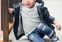 Hår- liten gutt