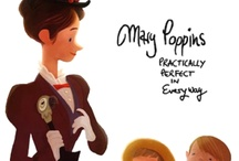 The One with Mary Poppins / by Eleni Wilkes
