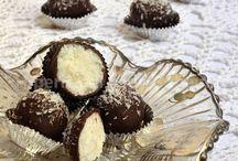 tartufi cocco cioccolato