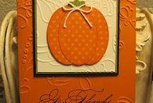Seasonal greeting cards / by Sandi Trudel