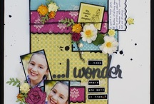 Scrapbook / by Christine Van Dyke