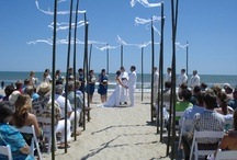 Weddings: Beach / Haber Event Group is an Event Planning company serving all of Southern California. We are based out of Santa Monica. www.HaberEventGroup.com * (818) 486-2111. / by Haber Event Group - Santa Monica, CA