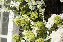 Beautiful Wreaths / Nothing says welcome like a beautiful wreath!