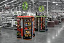 Energizer NZ Ltd. / When Energizer New Zealand asked us to produce a show stopping display to feature throughout all The Warehouse stores we responded enthusiastically with designs that are eye catching and strong sales converters!