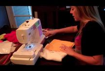 Yes I want an embroidery machine!
