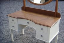 Recycled Furniture / 2nd hand, done-up, upcycled, vintage furniture