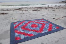 Great Quilts in Great Photo Shoots