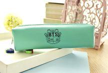 material escolar kpop