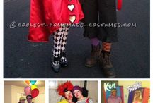 Halloween  / Here are cute Halloween costume for parents,kids or even teens have fun