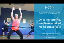 Teacher Training! / Learn about FXP Fitness' Hula Hoop Teacher Training - Bring fun fitness to your area!