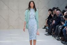 trends S/S 2014 / What women will wear! ideas for outfit, make up and more for the upcoming season