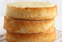 Bake Lower and Slower for Flat Too Cakes