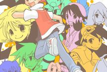 Pokemon adventure manga