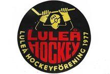 Klubbmärken - Hockey