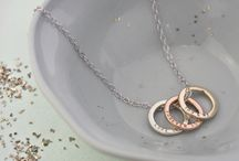 Pure Luxe Collection / Stunning fine jewellery made from 9ct gold.