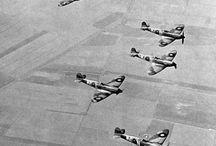 World war planes