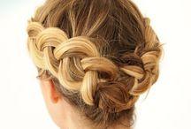 Frisuren/Farbe/Style