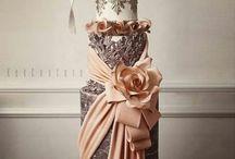 Wedding Food and Cake