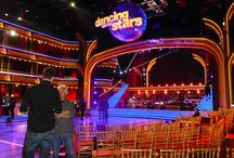 Dancing with the Stars nov 2012 / We were on set of Dancing with the Stars for Michael Jackson special
