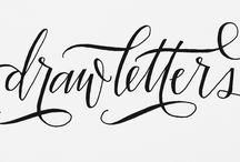 Fonts That Rock My World