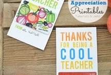 Classroom: Teacher Appreciation / by Brittany Bennett