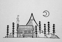 minik çizimler