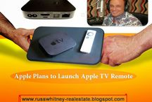 Apple Plans to Launch Apple TV Remote