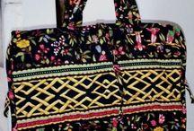 Vera Bradley NWT hanging organizer travel cosmetic bag #VeraBradley #CosmeticBags