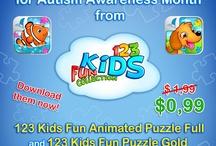 123KidsFunApps / Apps for your children! **www.123kidsfun.com**