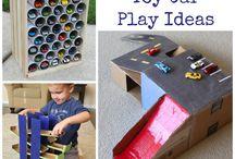 Wet weather games for children