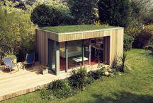 Estudios de jardín ecospace / Estudios de jardín con diseño, calidad y sostenibilidad. Una solución fácil y rápida para crear el espacio de tus sueños.