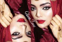 Collaborations - Madz Fashionz / Headpieces, Matha Patii, Earrings, Handchains, Jewellery Celebrity Pieces, Hair Jewellery Maang Tikka Tikka Bollywood Asain Jewels Hijab Jewels jewelry hijab pins