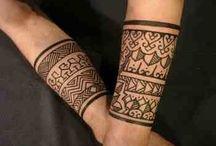 arm band tats