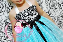 For Dauther, Party Dress