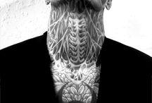 Tattoo, piercing, body art