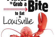 Out To Eat! / Where to go to grab a delicious bite to eat in Louisville, Kentucky.