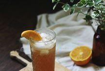 Tea Mocktails
