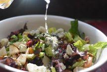 Salads / by Sunnie Carter