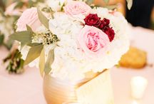 Wedding Ideas - Flowers, Floral Decor, Bouquet / by Laura Wallace McClain