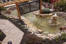 Landscaping - Natural stones and pavers. in Dana Point, CA / Use of natural stones, pavers and beach stones for landscaping is always provide classic look for your home. in Dana Point, Ca