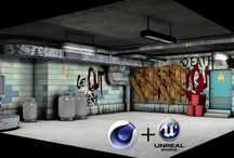 c4d gaming unreal