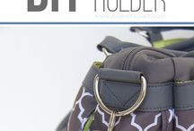 Quilt festival goodie bag idea