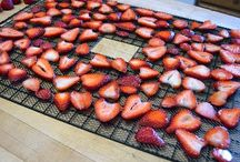 Dehydrating fruits