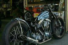 Harley vintage