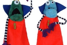 Puppets / by Juan Alberto Lopez Uribe