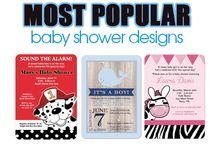 Most Popular Invitations / Our most popular invitations available on various websites