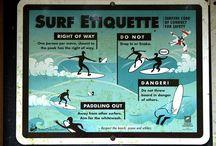 Surfing Etiquettte