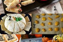 Various Holiday food / by Erin Brandt